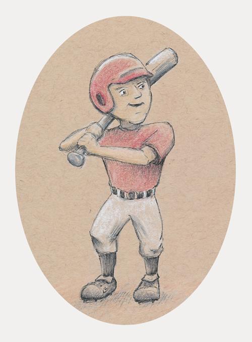 baseball character 1