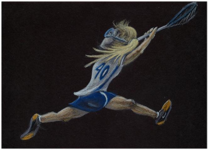 lacrosse #40